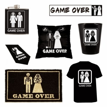 Game over. You've already got married.