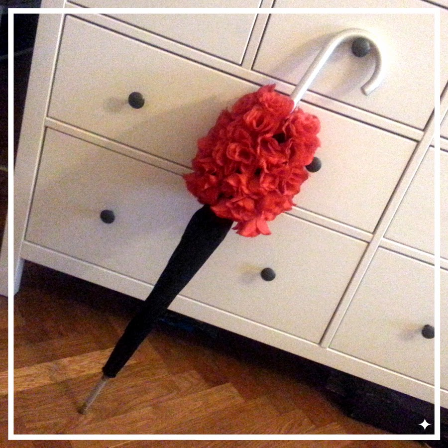 prezenty odmęża - parasolka