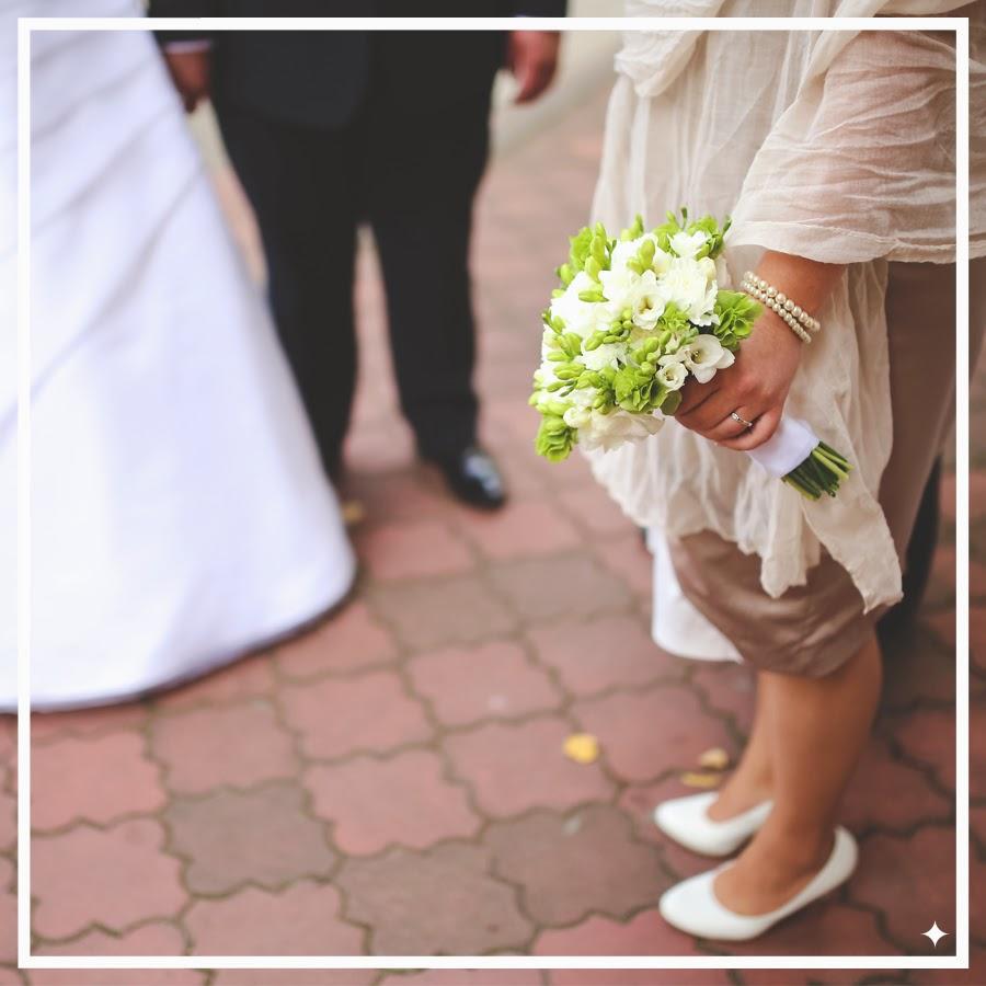 życzenia ślubne - wkolejce domłodej pary