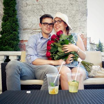 Ania iDamian – podstępne zaręczyny