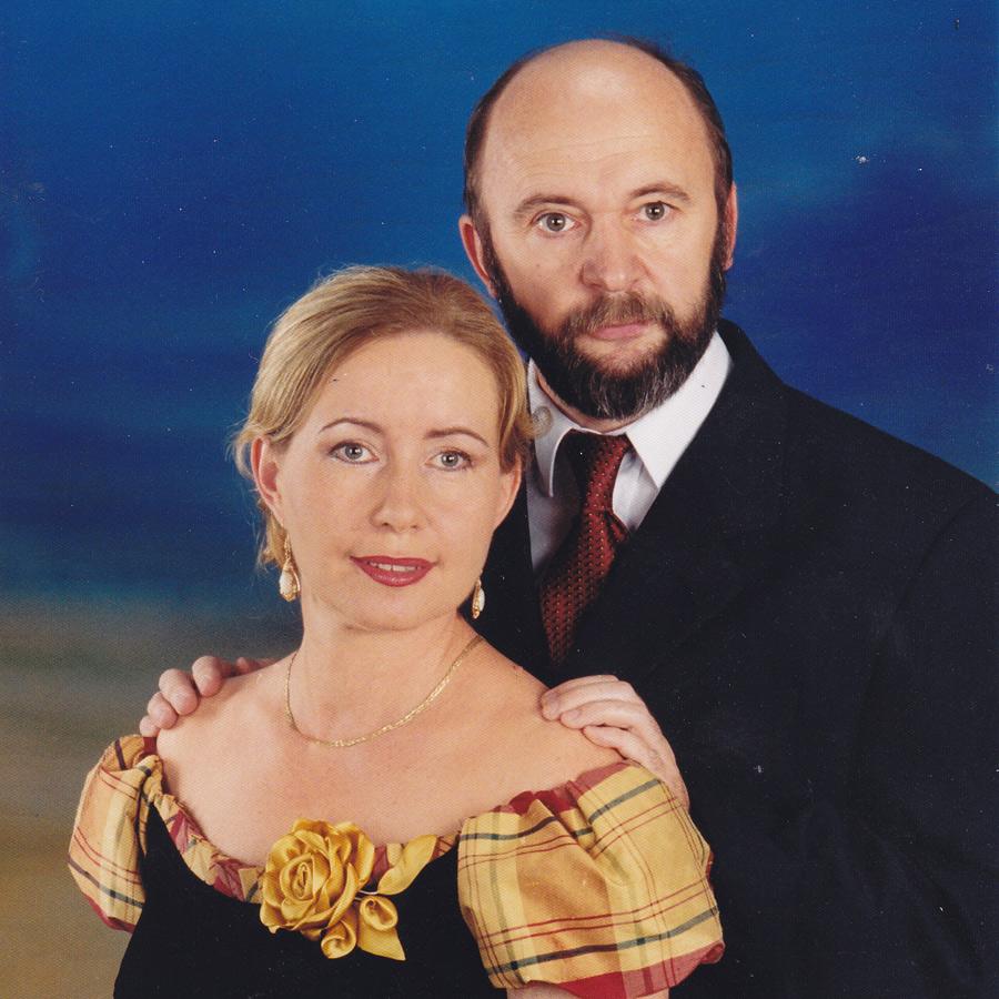 Małżeństwo zestażem - Ewa iBogusław