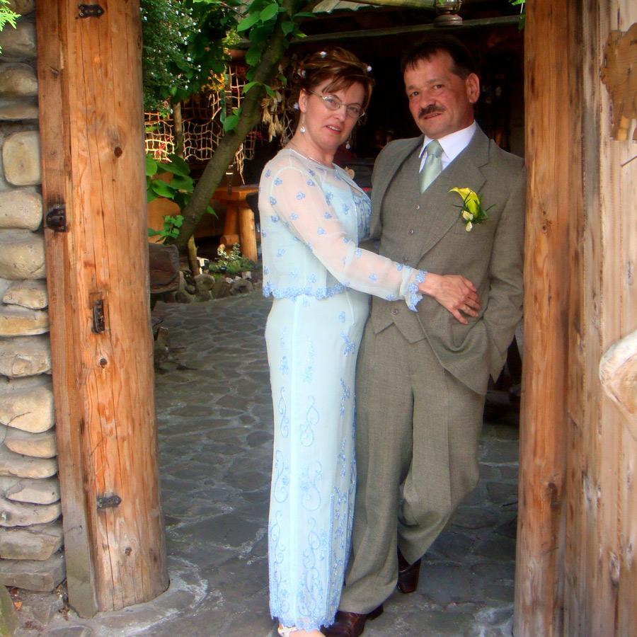 Katarzyna iRyszard - późne małżeństwo