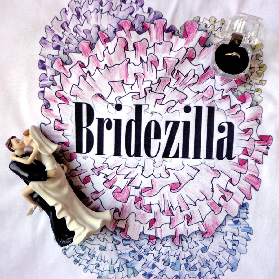 Koszulka Bridezilla