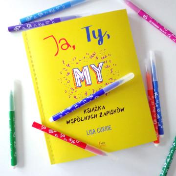 """Mocna książka – """"Ja, Ty, My"""""""