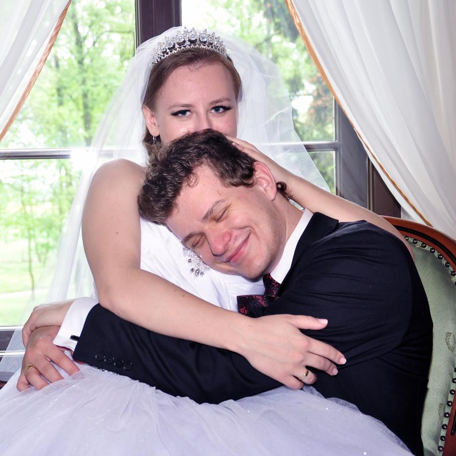 Zakochani wmałżeństwie Olborscy