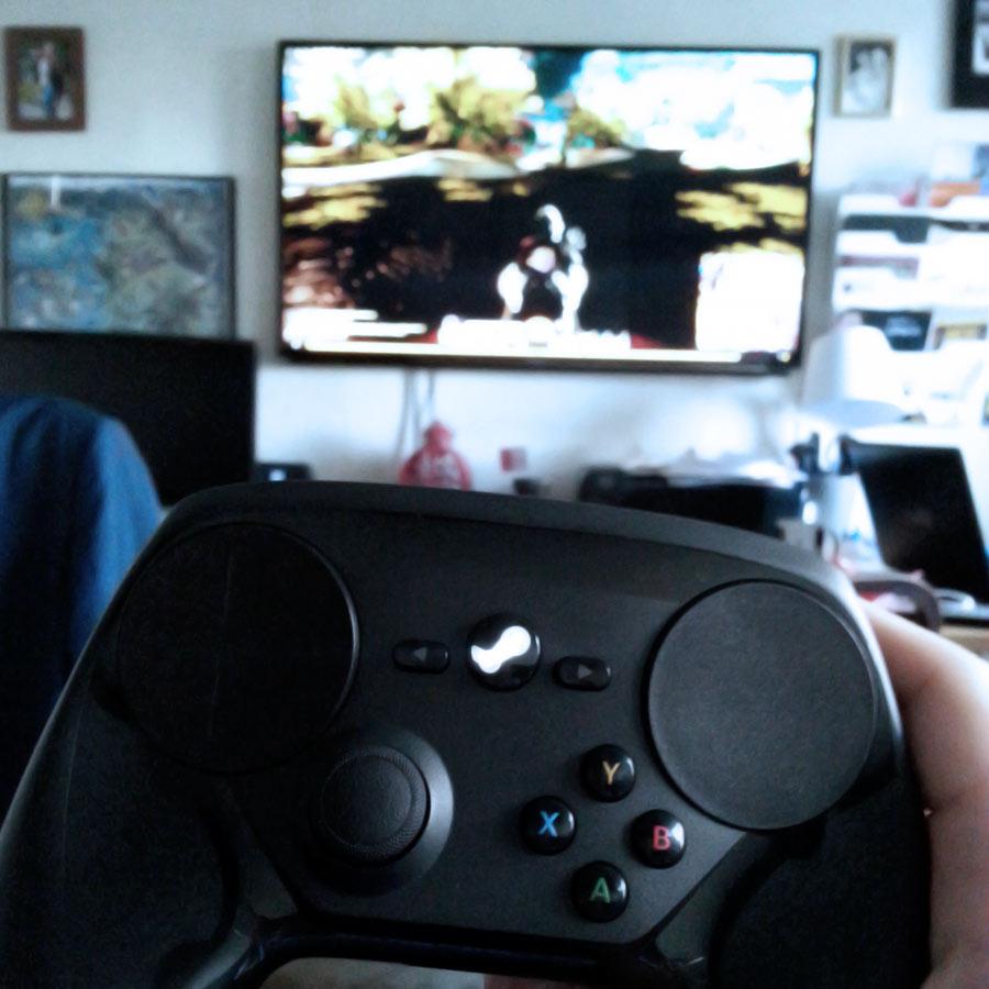 Mój mąż jest graczem
