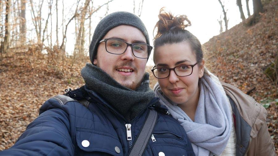 Ania zOkiem Sary iDamian zDK Media - mocne małżeństwo
