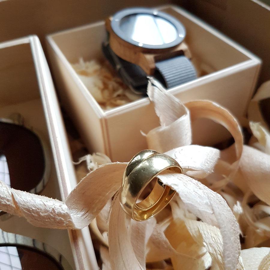 drewniana rocznica - Plantwear