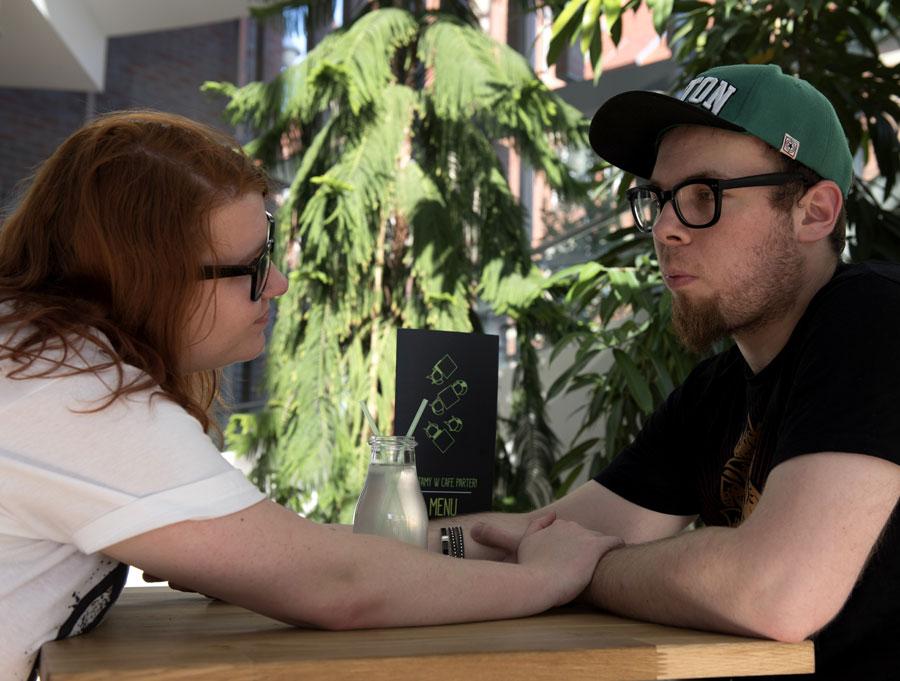 Ysia iRoger - zaręczyny Geek Narzeczonych