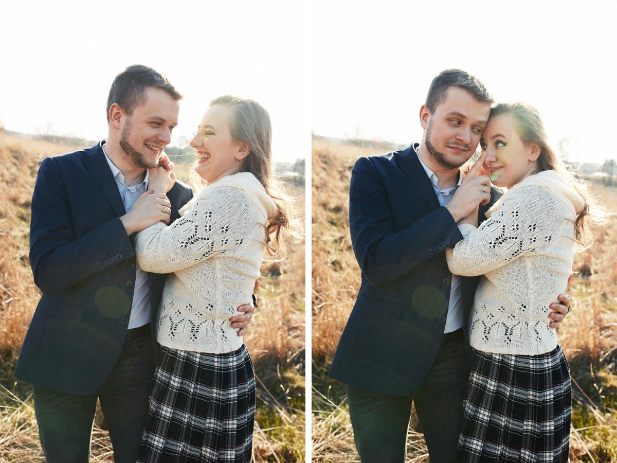 sesja malzenska - Iza Maciejewska - Ewa iPiotr Olborscy - Mocem