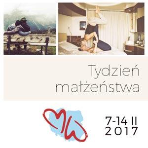 Międzynarodowy Tydzień Małżeństwa 2017 rozpoczęty