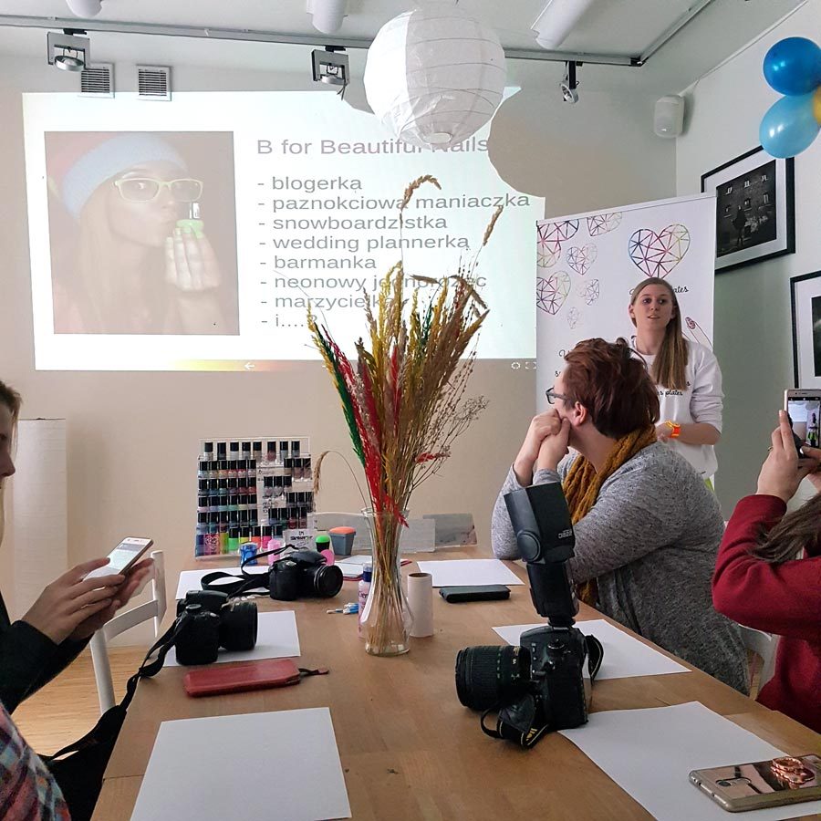 Spotkajmy sie wLodzi II - relacja zespotkania blogerek