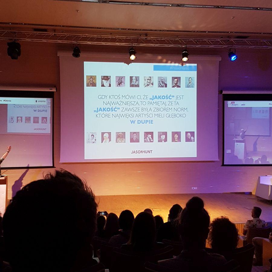 Konferencje blogowe - Blog Conference Poznań iSee Bloggers