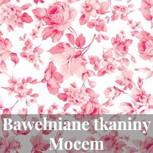 Bawełniane tkaniny Mocem Ewy Olborskiej