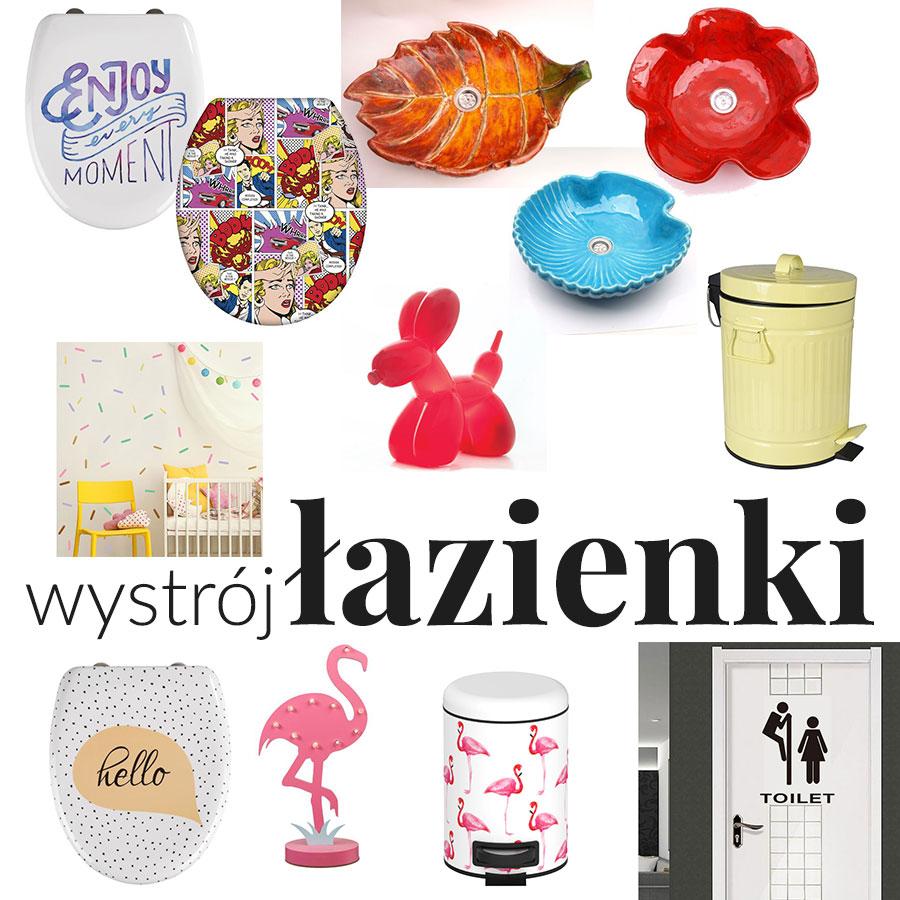 Wesołe I Kolorowe Dodatki Do łazienki Aż 156 Produktów