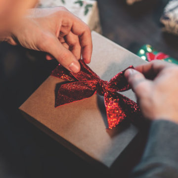 Wco zapakować prezent?