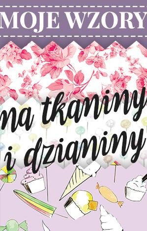 Wzory tkaniny dzianiny - Ewa Olborska - Mocem