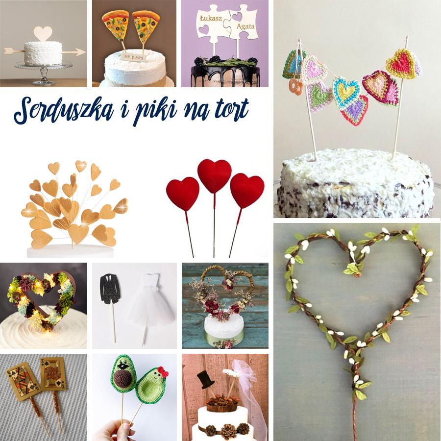 71 pomysłów natoppery weselne