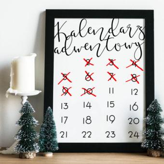 Poco nam kalendarz adwentowy?