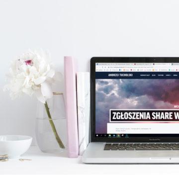 Share Week 2019 – kogo ostatnio czytam?