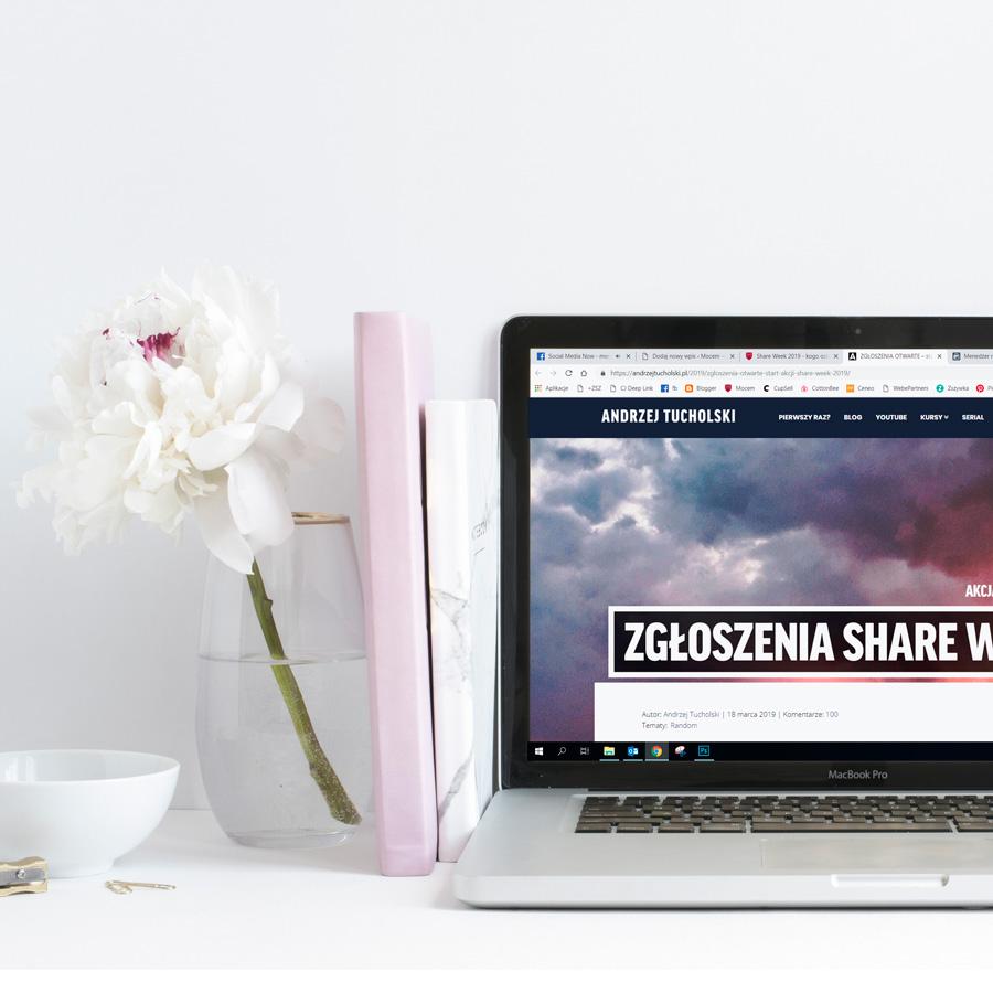Share Week 2019 - kogo ostatnio czytam?