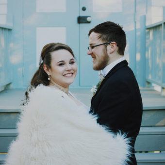 Wierzchnie okrycia ślubne – ciepłe, jesienne izimowe