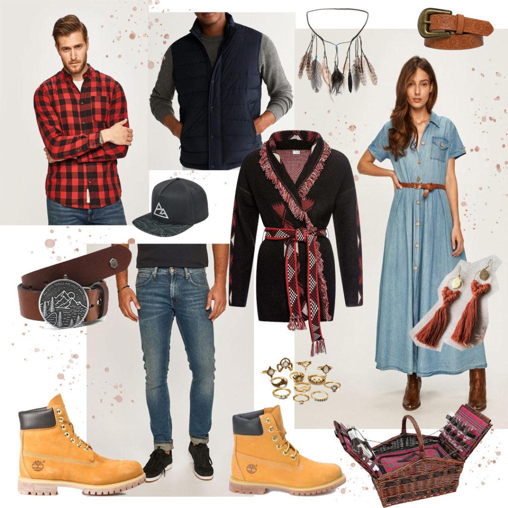 W co się ubrać nasesję narzeczeńską? - pomysły nastylizacje dla par