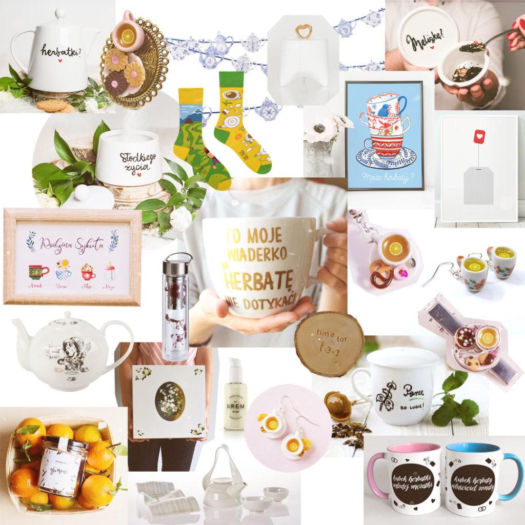 pomysł naprezent herbaciny - herbata dla herbatoholika, fana herbaty 2