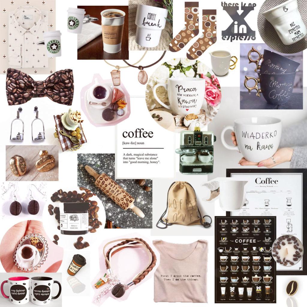 pomysł naprezent dla kawosza, kawoholika, fana kawy