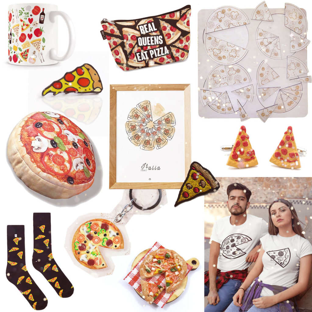 pomysł naprezent dla fana pizzy