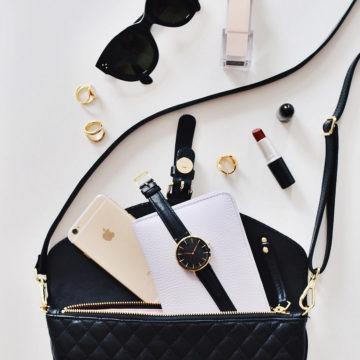 Małe torebki damskie, czyli oodpuszczaniu ipriorytetach