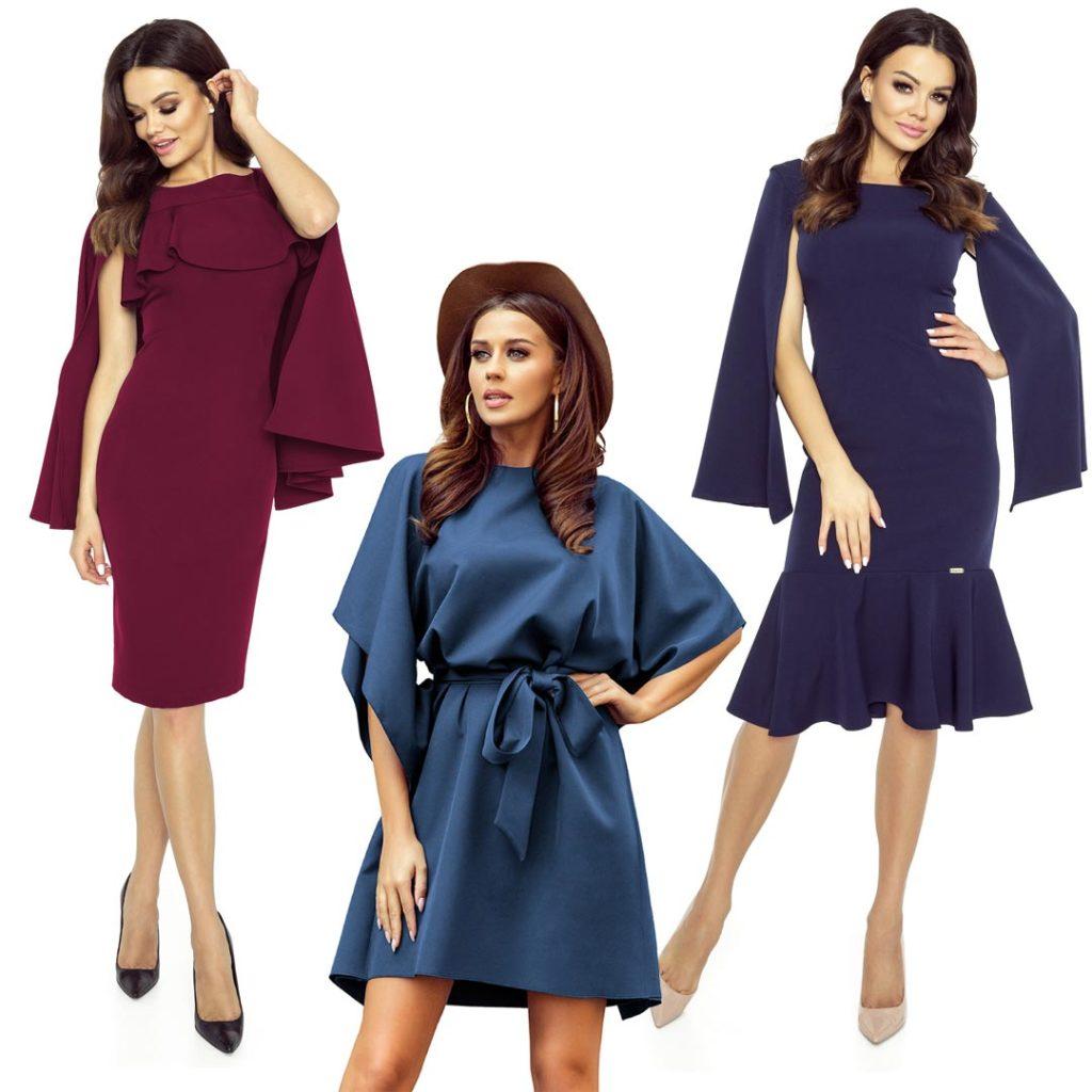 Sukienki weselne 2020 - nietypowe kreacje